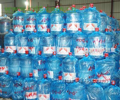 娃哈哈桶装水 - 桂林桶装水送水网-桶装水送水专家